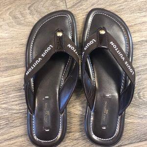 Auth Louis Vuitton sandal